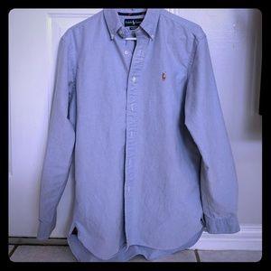 Ralph Lauren Classic Long Sleeve Button Down